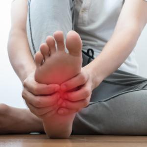 lesion fisioterapia dolor pie