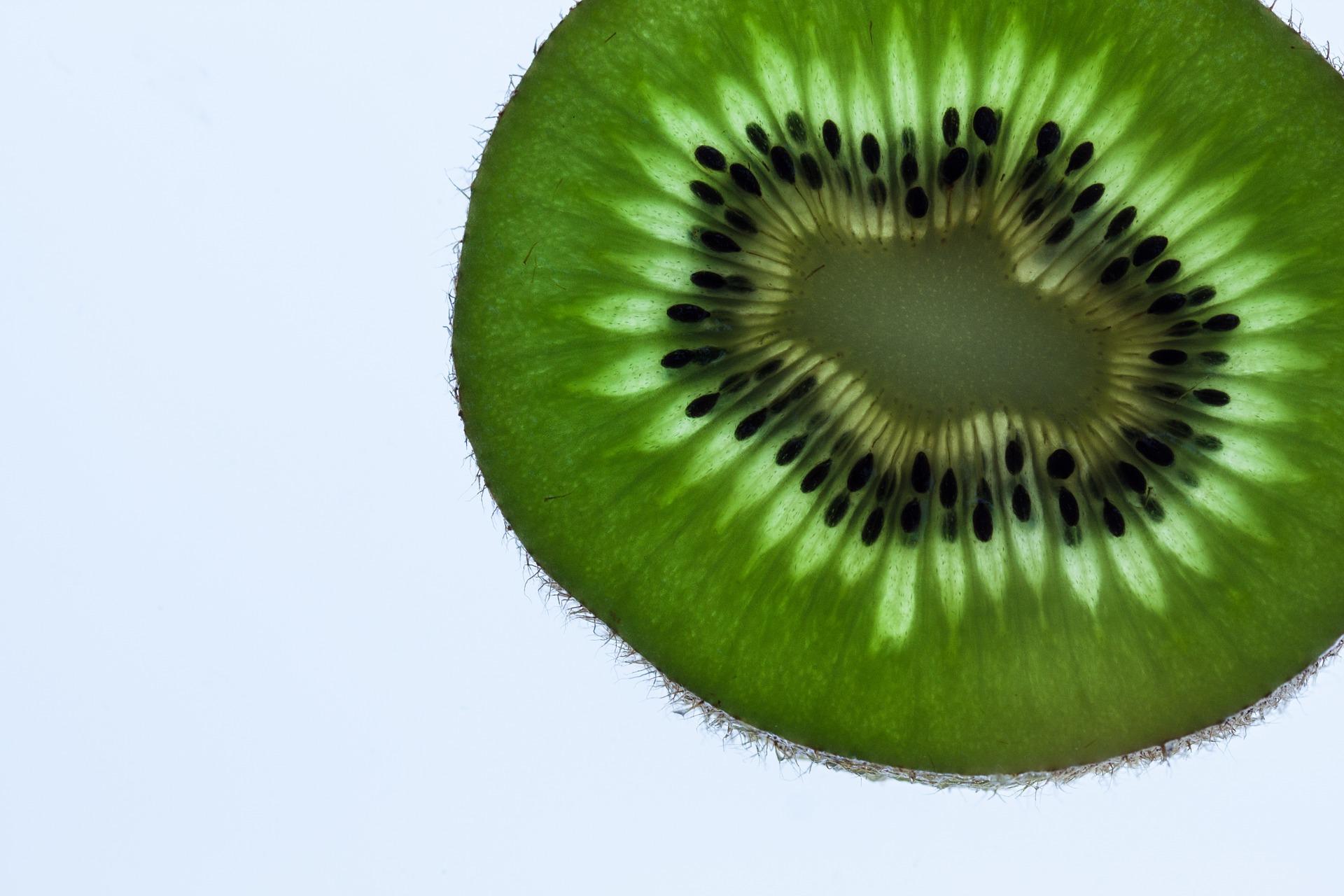 kiwi curar heridas