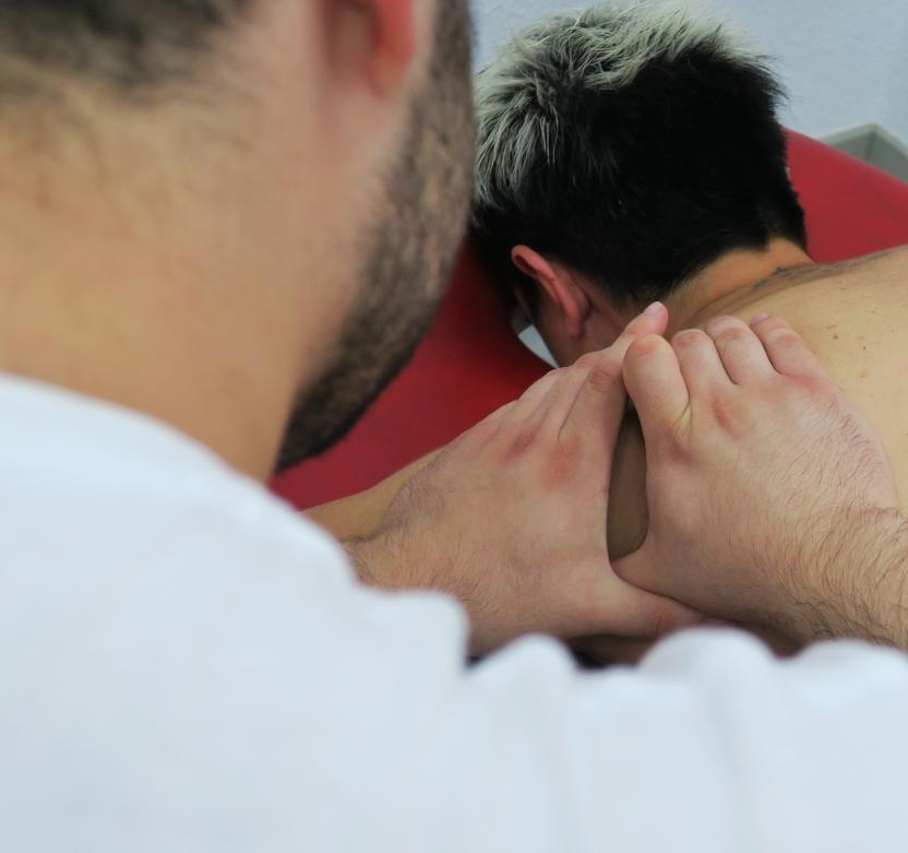 diferencias osteopatia y fisioterapia
