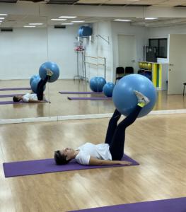 razones practicar pilates fisioterapia