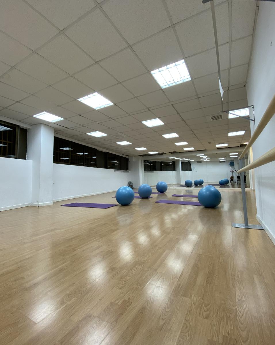 espacio pilates Leganés