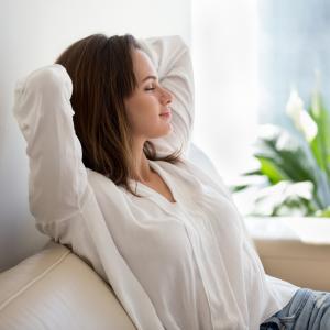 ejercicios respiración relajarse y calmar la ansiedad