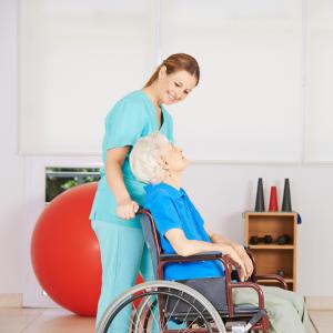 fisioterapia y terapia ocupacional