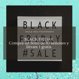 Oferta especial Black Friday